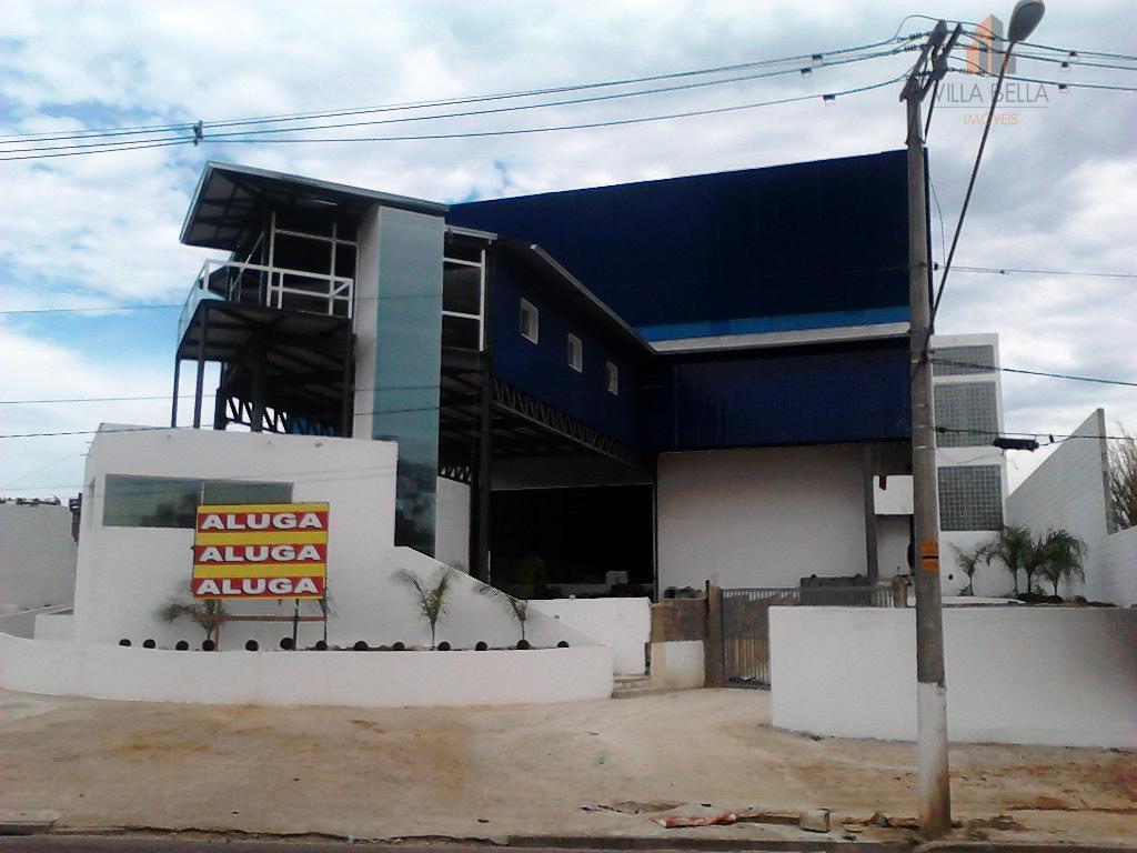 Galpão Industrial ZUP1 no Jardim Alzira Franco em Santo André!