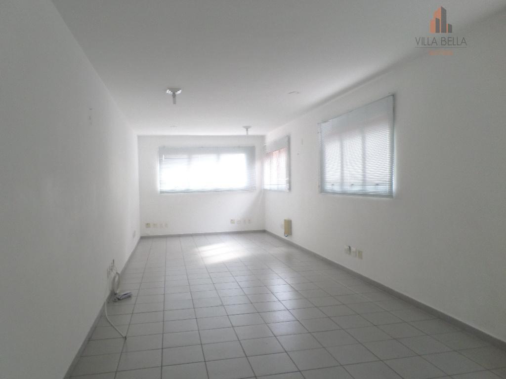 Sala comercial para locação, Vila Gilda, Santo André - SA0013.