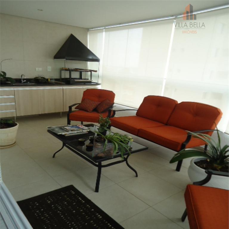Apartamento residencial à venda, Vila Baeta Neves, São Bernardo do Campo - AP0608.