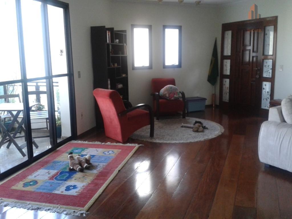 Lindo apartamento no coração do Bairro Jardim, 1 por andar para que procura exclusividade!