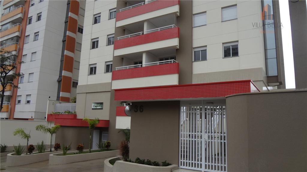 Apartamento residencial para venda e locação, Vila Bastos, Santo André - AP0628.