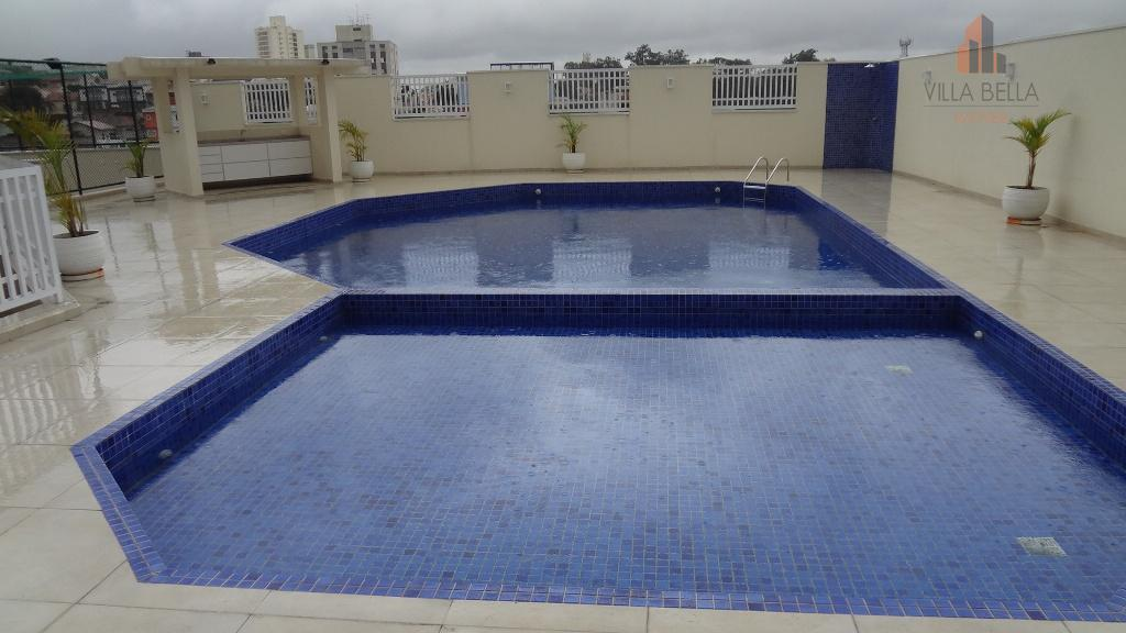 Apartamento residencial à venda, Vila Bastos, Santo André - AP0630.