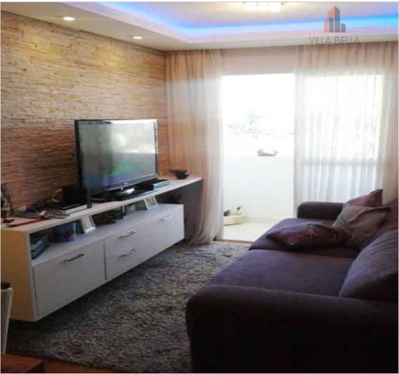 Apartamento lindo, aconchegante e com ótimo acabamento!!!