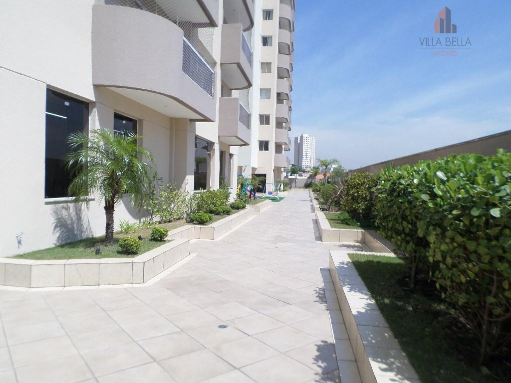 Apartamento residencial para venda e locação, Campestre, Santo André - AP0722.