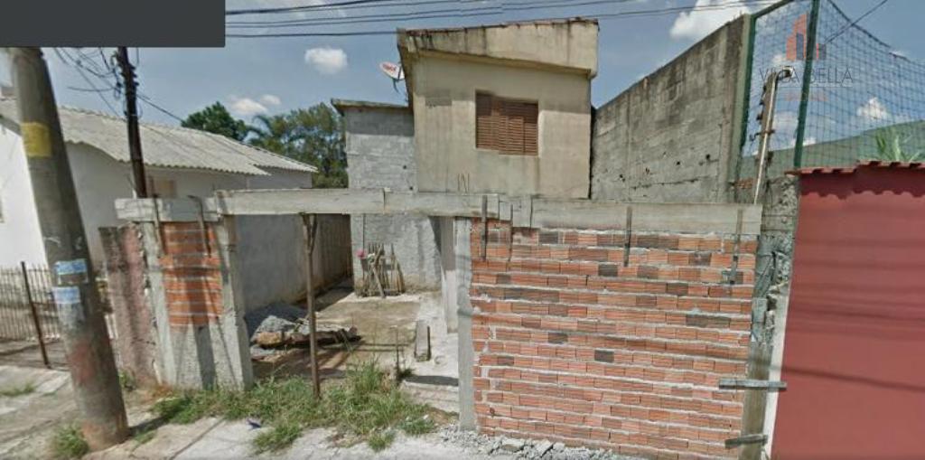excelente terreno, com casa antiga, localizado em bairro residencial!!!!terreno: 9,75 x 25 m²= 243,75 m² de...