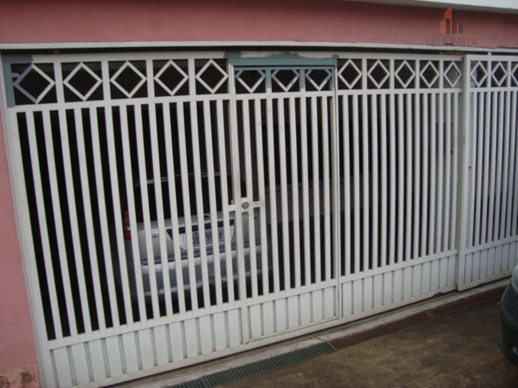 Casa residencial à venda, Vila Bastos, Santo André - SO0269.