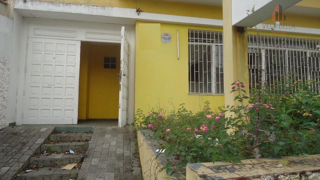 Casa residencial para locação, Centro, Santo André - CA0070.