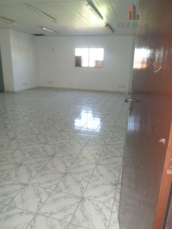 Linda sala comercial, com bom acabamento, em local privilegiado, próximo do centro de Santo André!!!