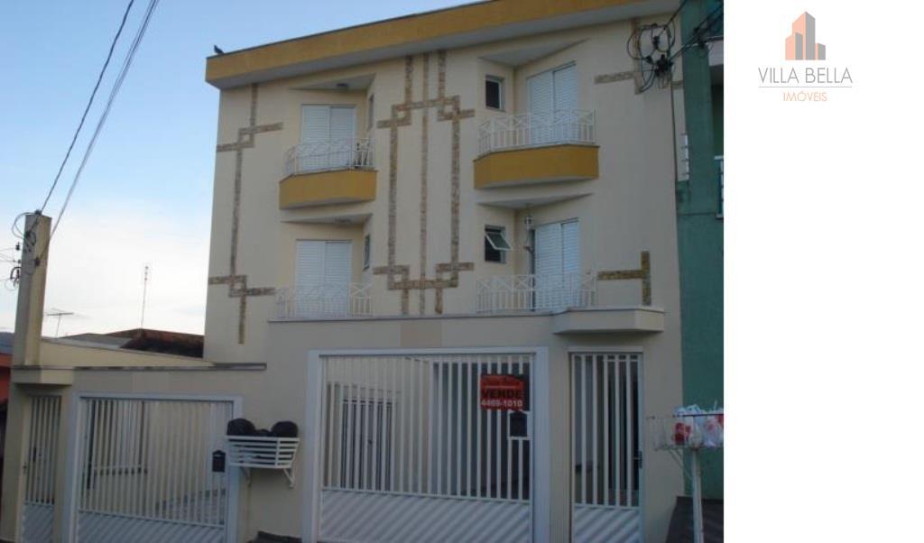 Apartamento residencial à venda, Vila Assunção, Santo André - AP1001.