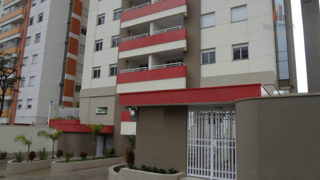 Apartamento residencial à venda, Vila Bastos, Santo André - AP0627.