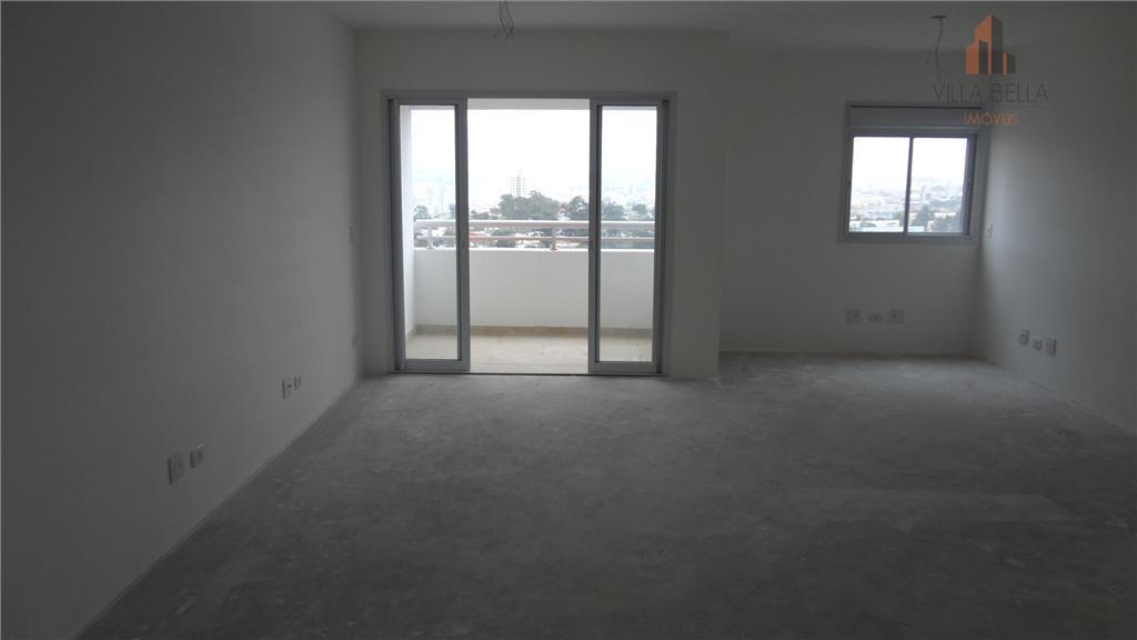 Apartamento residencial à venda, Vila Bastos, Santo André - AP1465.