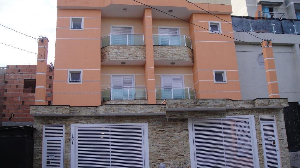 Apartamento residencial à venda, Vila Assunção, Santo André - AP1907.