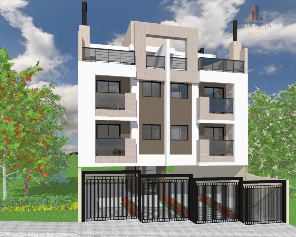 Apartamento residencial à venda, Campestre, Santo André - AP2194.