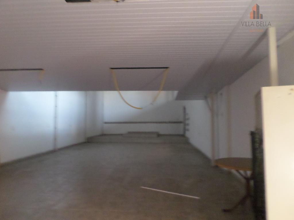 Salão  comercial para locação, Vila Alzira, Santo André. Próximo ao centro, Santa Helena