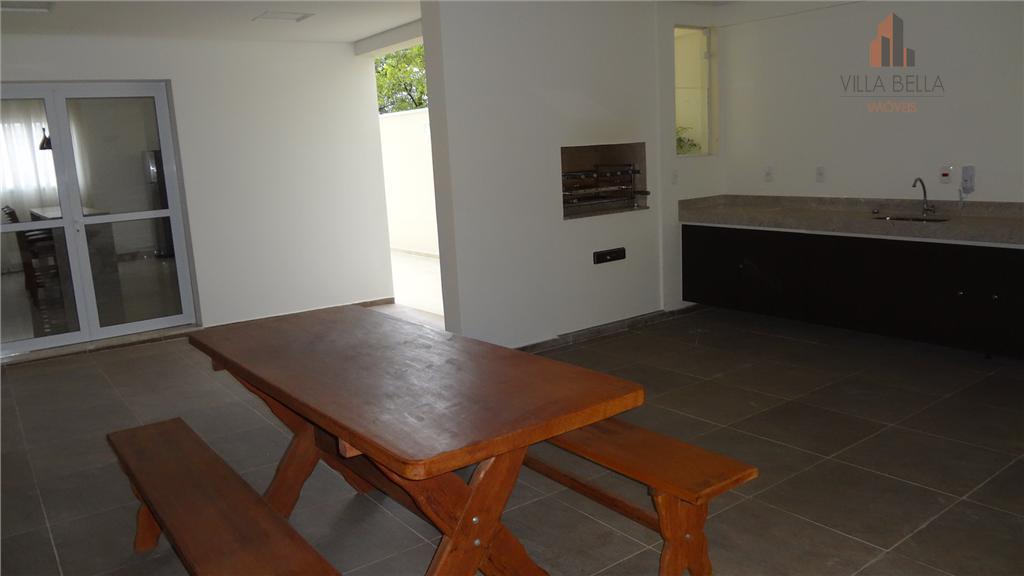 apartamento residencial vila bastos, ótima localização de santo andré2 dormitório, living para dois ambientes, cozinha, área...