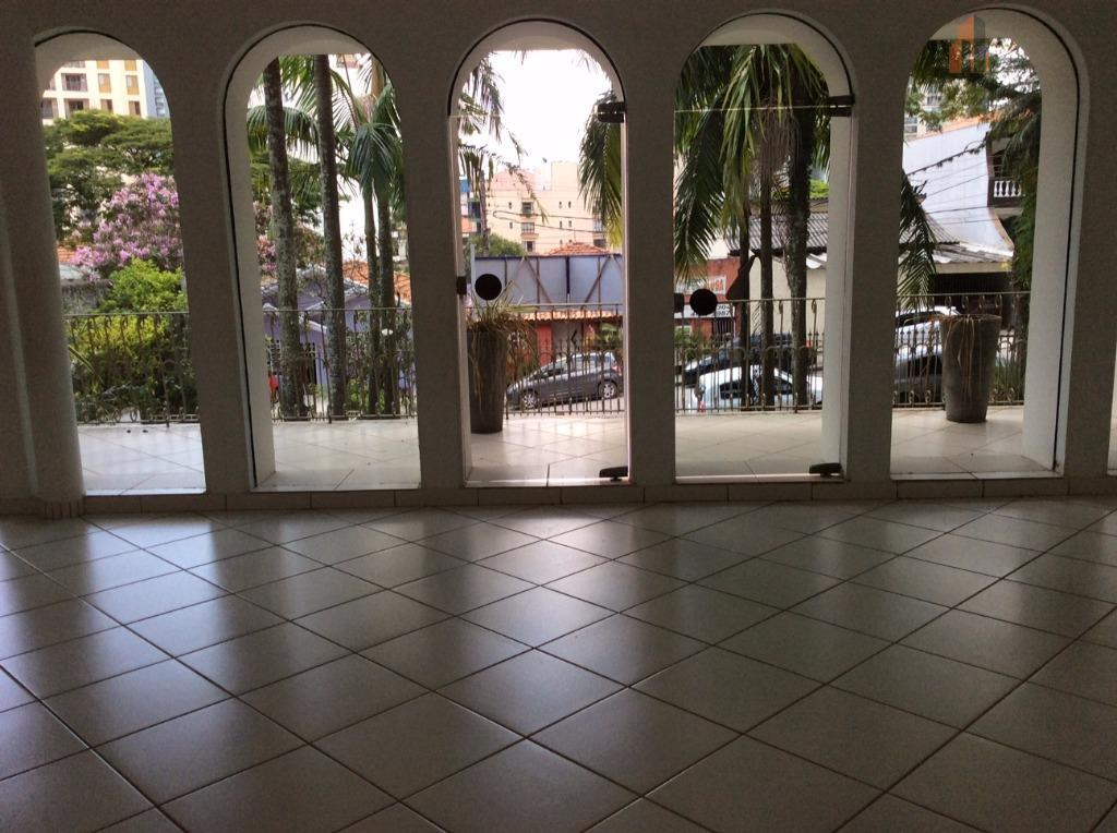 Casa  residencial para locação, Centro, Santo André.