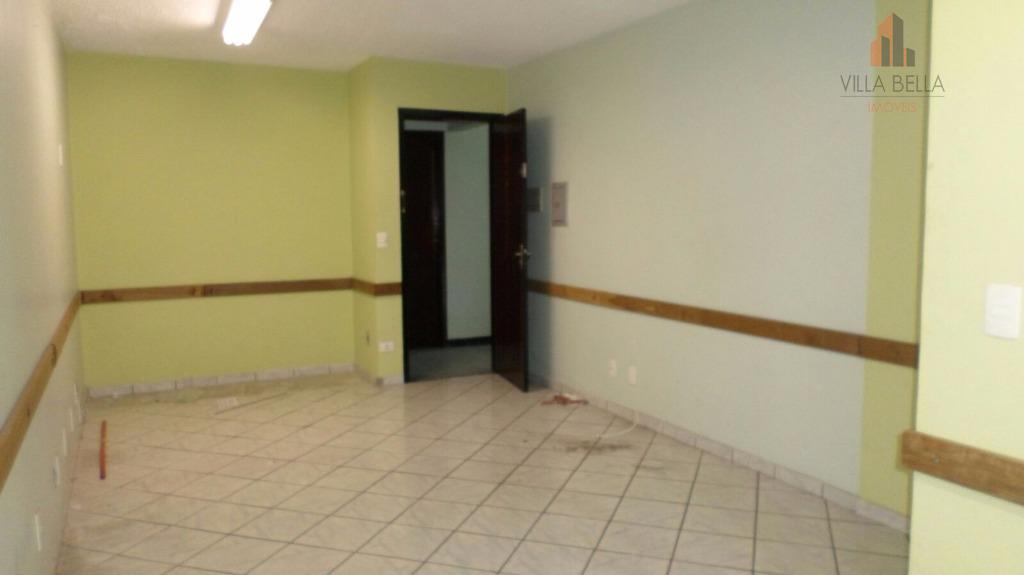Sala  comercial para locação, Centro, Santo André.