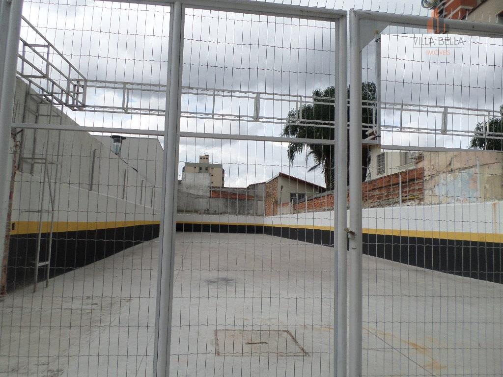 Terreno  comercial para locação, Jardim, Santo André.