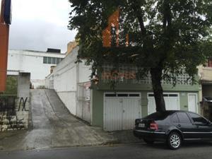 Terreno residencial à venda, Parque das Nações, Santo André - TE0163.