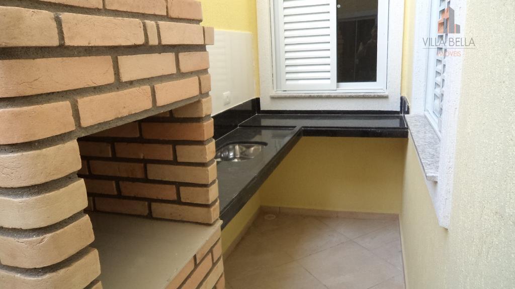 Apartamento residencial à venda, Campestre, Santo André - AP2798.