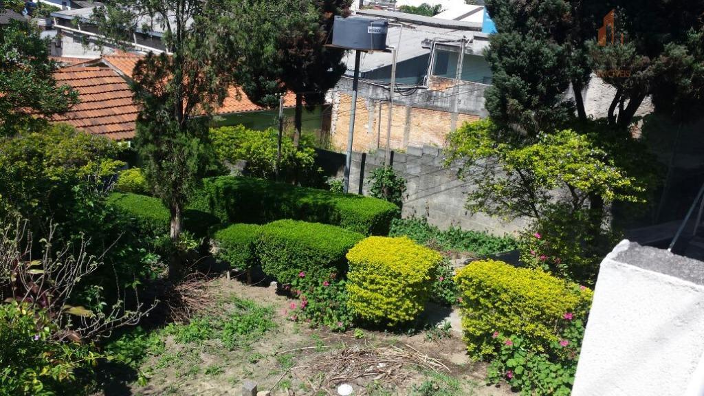ótimo terreno comercial próximo a avenida pereira barreto em santo andré, fácil acesso a sbc!frente: 11,00fundo:...