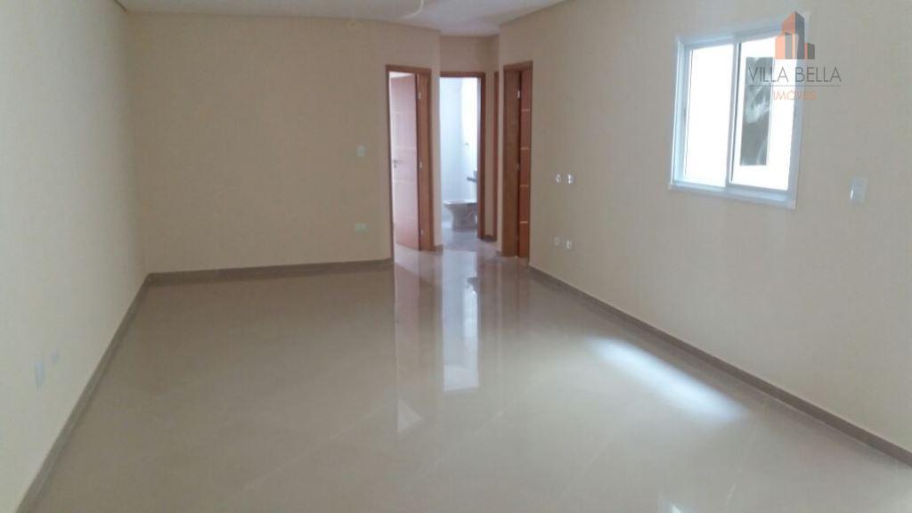 Apartamento residencial à venda, Vila Assunção, Santo André - AP2788.