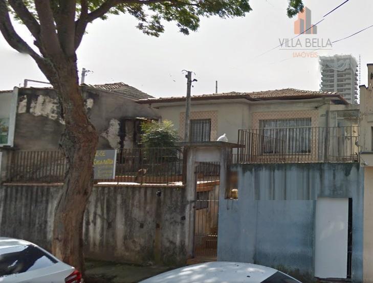 Terreno residencial à venda, Vila Tereza, São Bernardo do Campo.