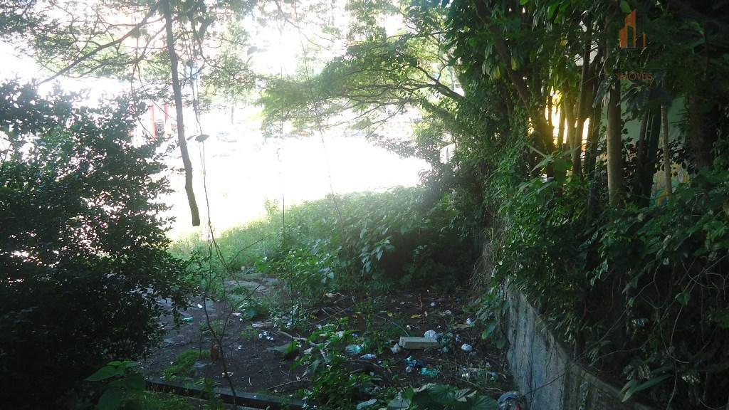ótimo terreno em localização privilegiada da vila assunção em santo andré - único na região!frente: 22,38fundo:...