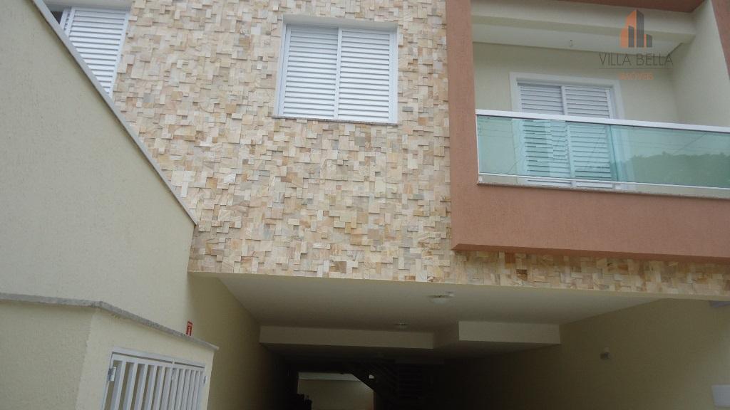Cobertura residencial à venda, Vila Alice, Santo André.