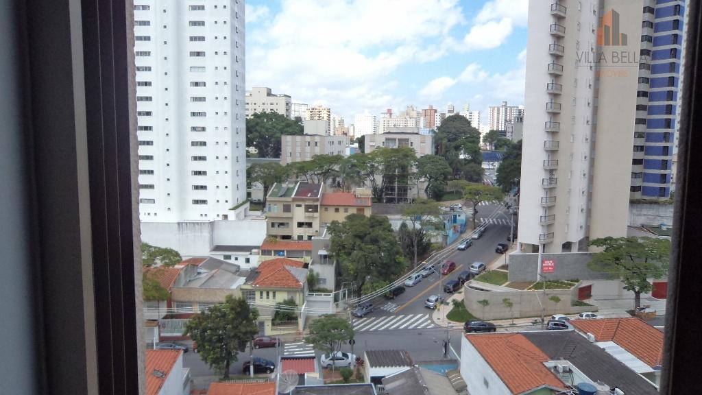 Apartamento residencial à venda, Vila Bastos, Santo André - AP2102.