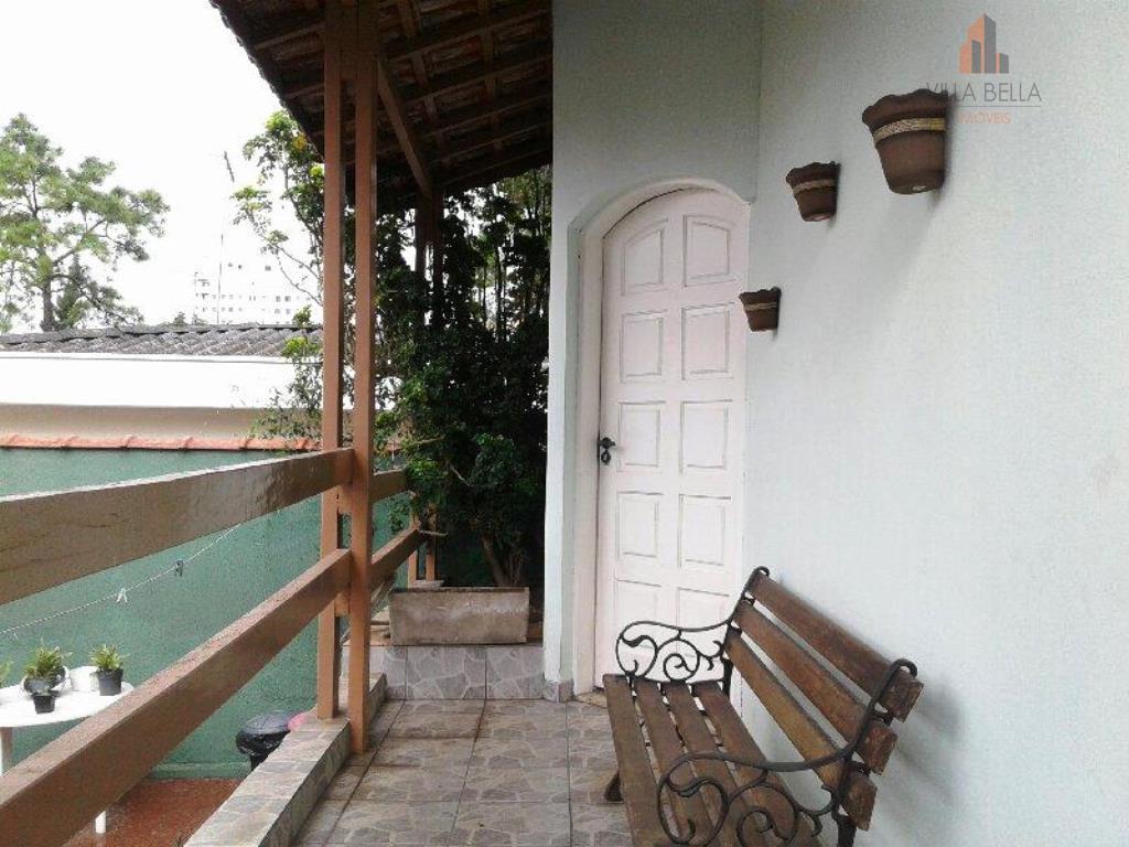 Casa residencial para locação, Campestre, Santo André.