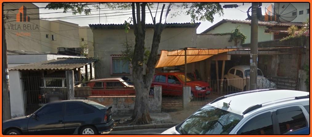 Terreno plano na Vila Guiomar em ótima localização!