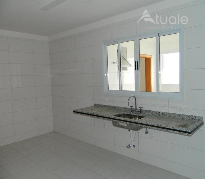 Apartamento de 3 dormitórios em Jardim Bela Vista, Nova Odessa - SP