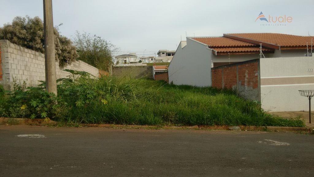 Terreno em Chácara Mantovani, Americana - SP