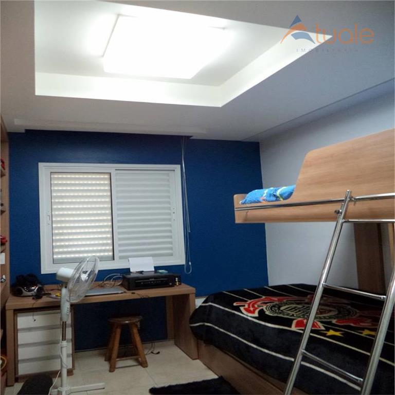 Apartamento de 2 dormitórios em Vila Santa Catarina, Americana - SP