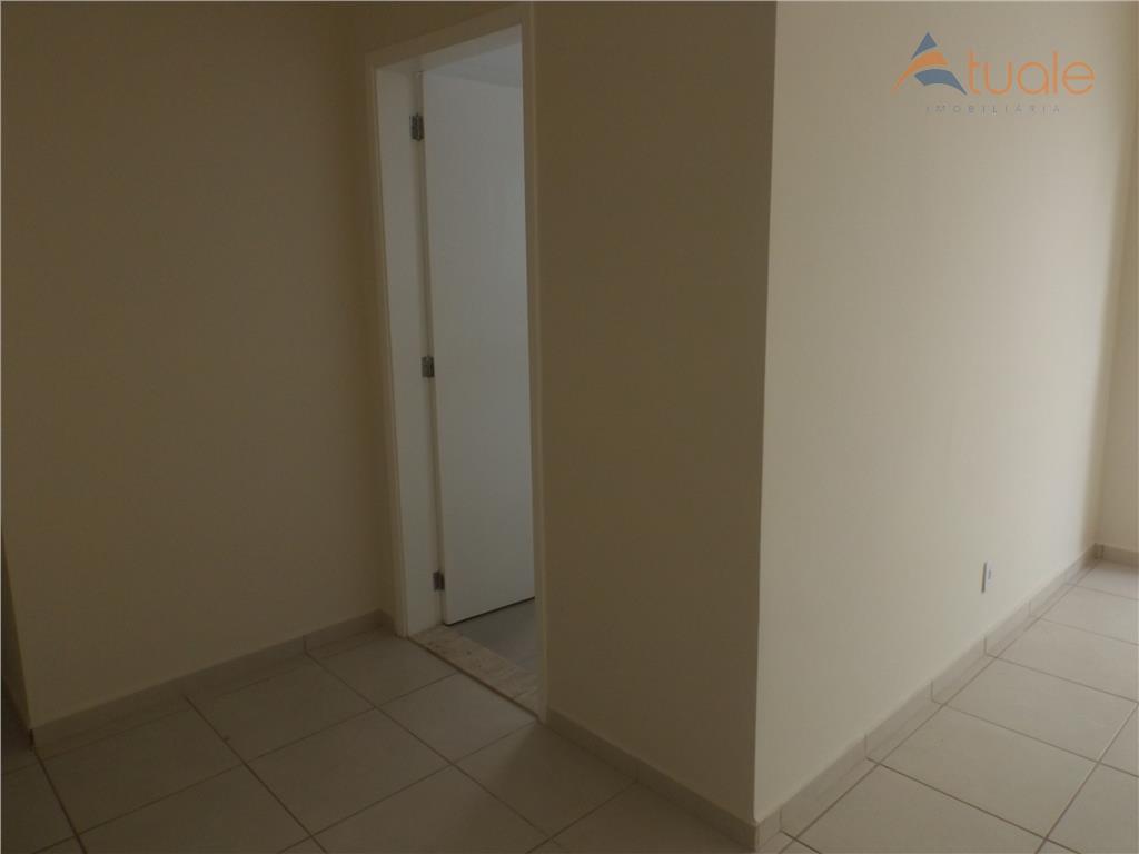 Apartamento de 2 dormitórios em Parque Das Nações, Americana - SP