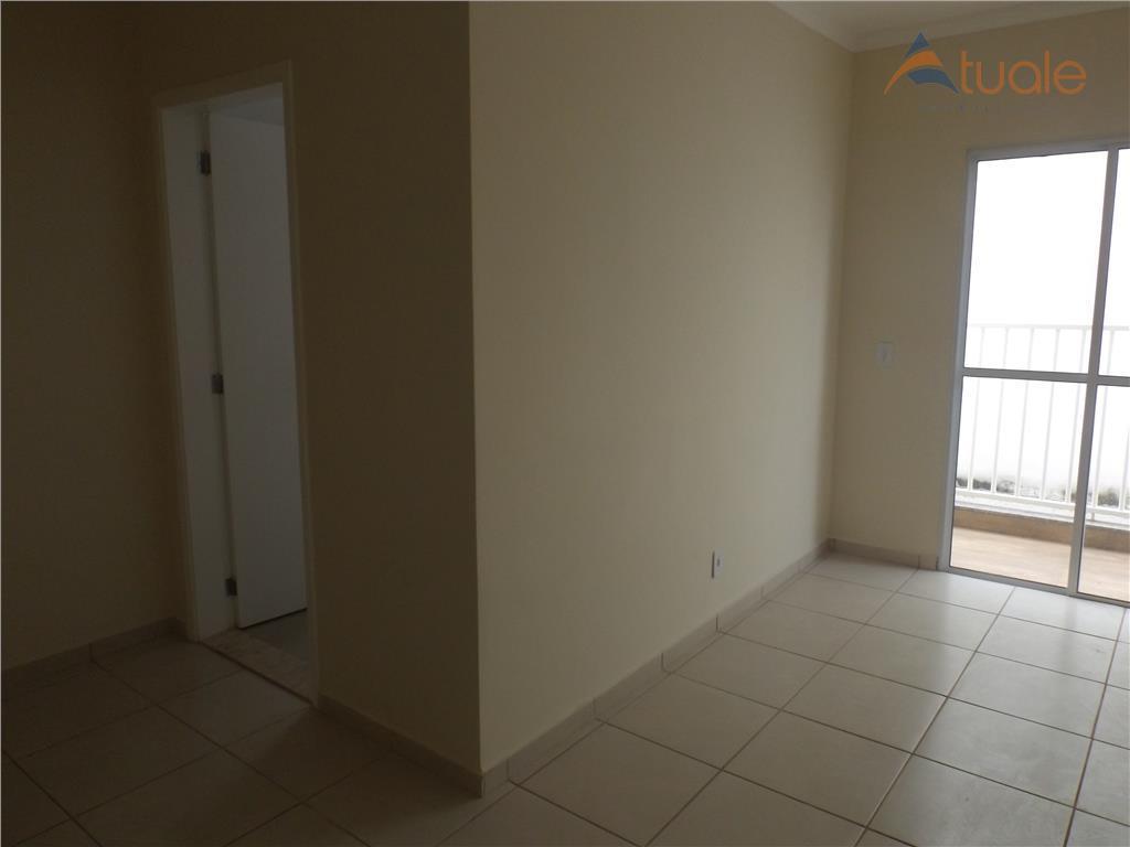 Apartamento de 2 dormitórios à venda em Parque Das Nações, Americana - SP