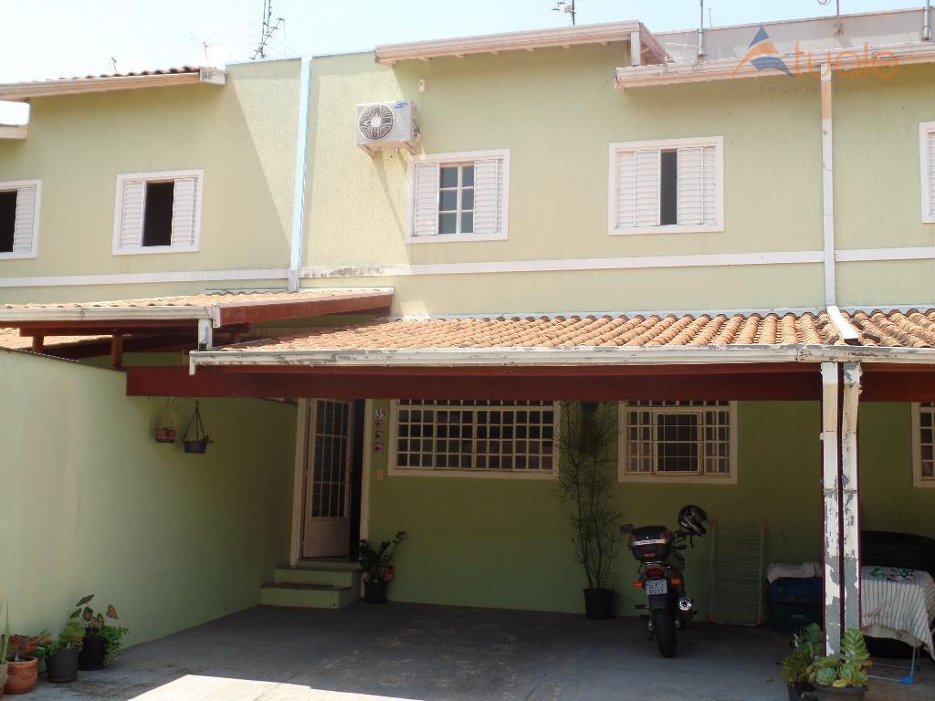 Casa de 2 dormitórios em Jardim Morumbi (Nova Veneza), Sumaré - SP