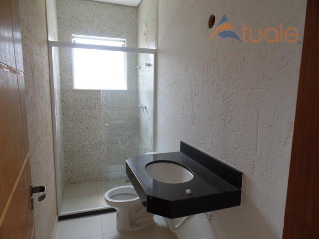 Casa de 3 dormitórios em Residencial Real Parque Sumaré, Sumaré - SP