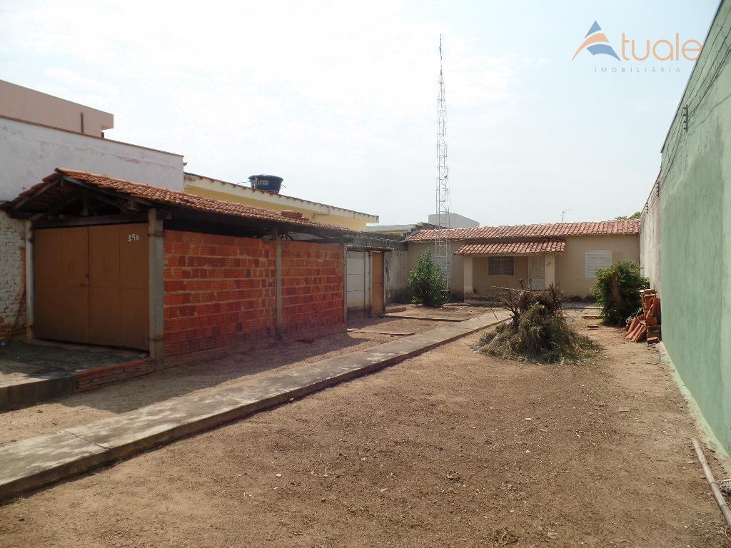 Casa de 2 dormitórios em Centro, Sumaré - SP