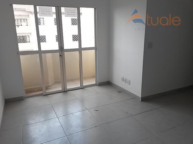 Apartamento de 2 dormitórios à venda em Núcleo Santa Isabel, Hortolândia - SP