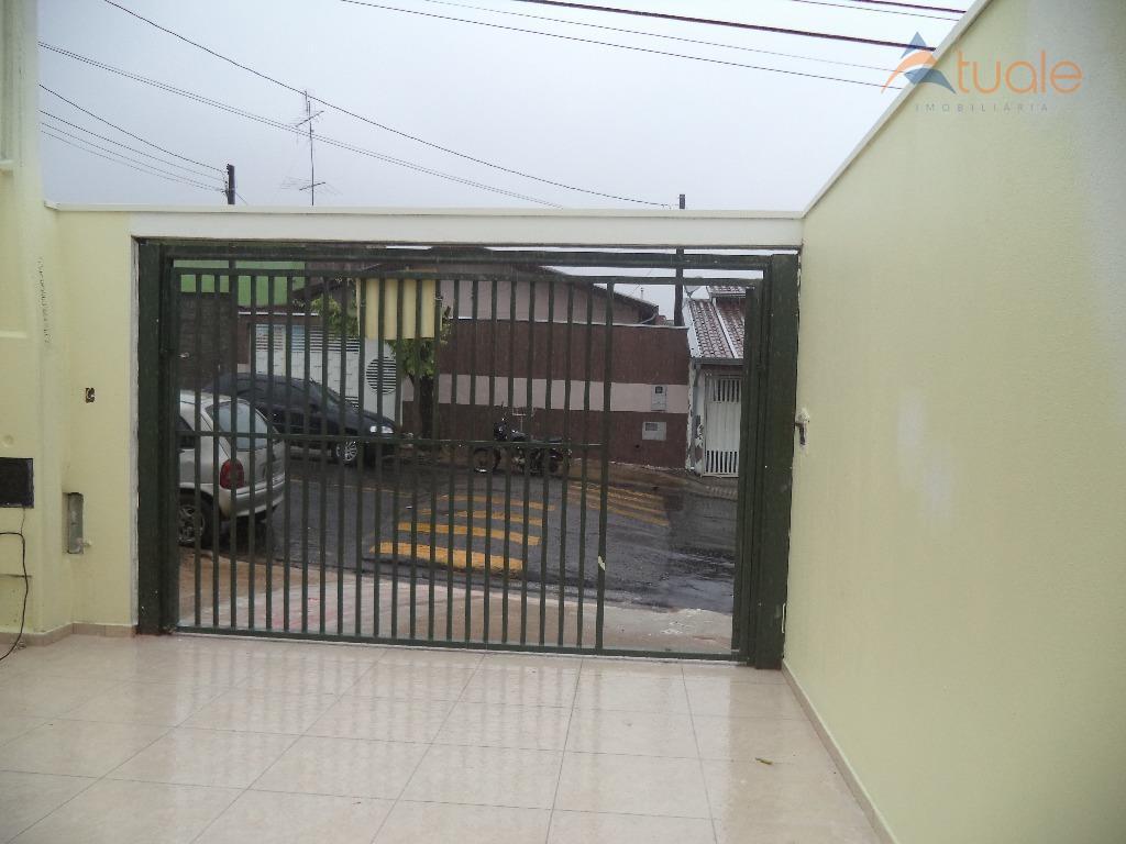 Casa de 3 dormitórios em Jardim Santa Clara Do Lago I, Hortolândia - SP