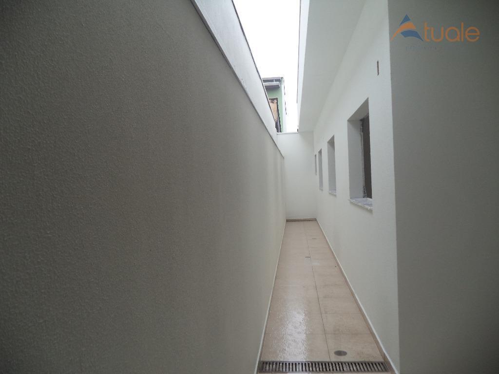 Casa de 3 dormitórios à venda em Jardim Santa Clara Do Lago I, Hortolândia - SP