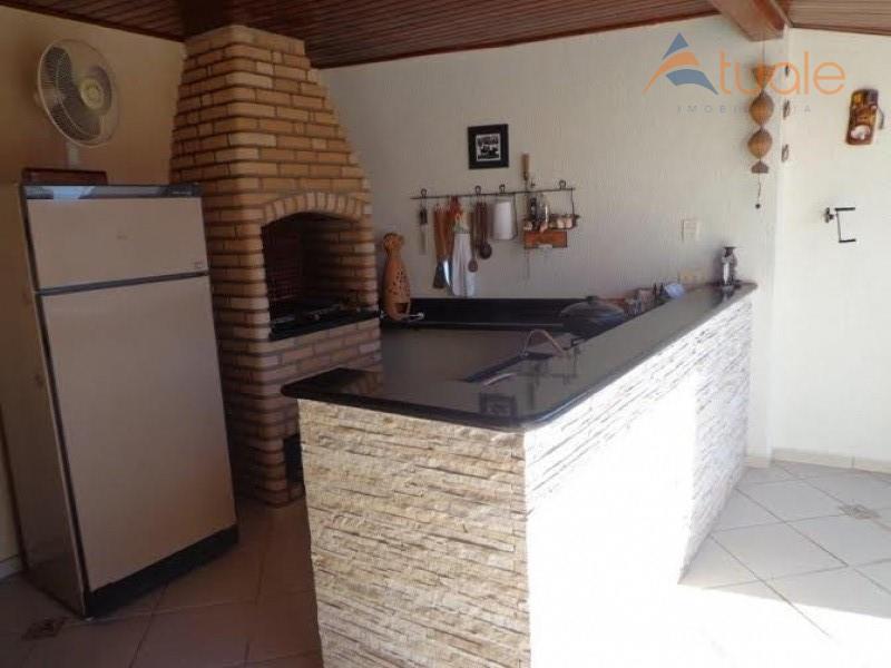 Casa de 2 dormitórios à venda em Jardim São Paulo, Americana - SP