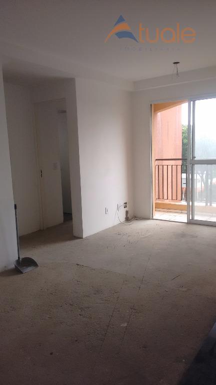 Apartamento de 2 dormitórios em Cariobinha, Americana - SP