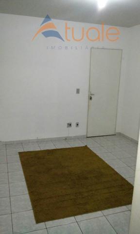 Apartamento de 2 dormitórios à venda em Parque Gramado, Americana - SP