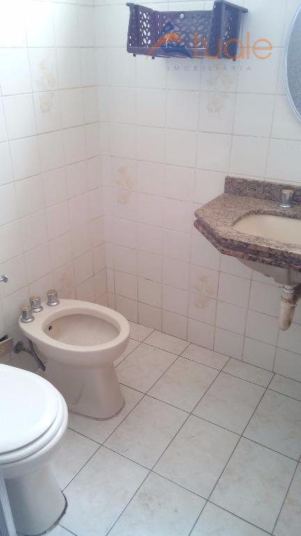 Apartamento de 3 dormitórios em Vila Santa Maria, Americana - SP