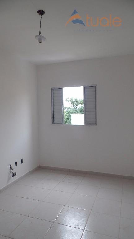 Casa de 2 dormitórios à venda em Chácara Bela Vista, Sumaré - SP