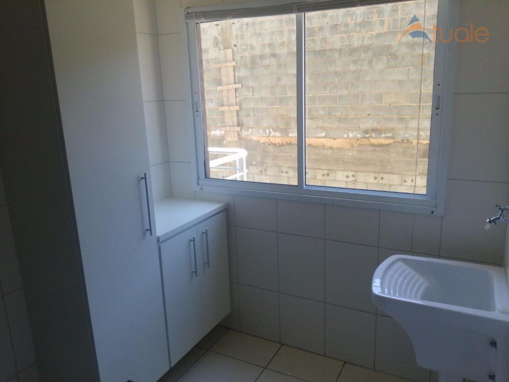 Apartamento de 2 dormitórios à venda em Vila Santa Maria, Americana - SP