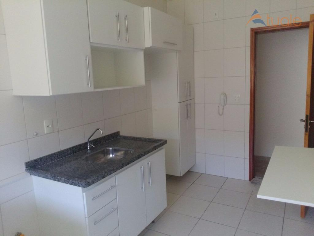 Apartamento de 2 dormitórios em Vila Santa Maria, Americana - SP